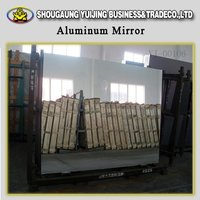 Alminum Sheet Glass Mirror 1.8mm/2.0mm/2.7mm