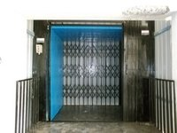Industrial Hydraulic Goods Lift