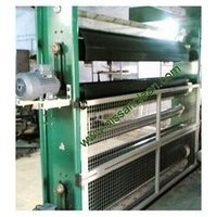 Textile Brush Finishing System