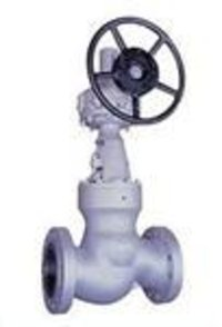 Pressure Seal Globe Valve