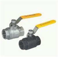 2 Piece Ball Valve