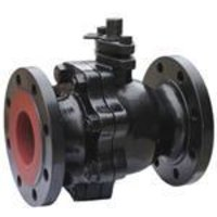 Cast Iron Ball Valve