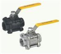 3 Piece Ball Valve