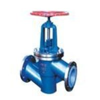 Lined Ptfe Stop Valve