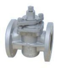 Lubricated Plug Valve