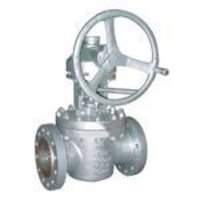 Flange-Connection Lifting Plug Valve