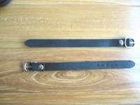PU Leather Straps