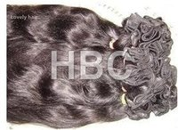 Machine Weft Indian Straight Hair