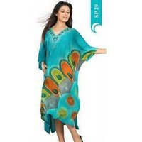 Beach Kaftan Clothes