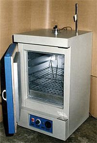 Double Walled Electrical Drying Oven