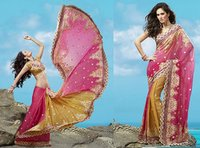 Georgette Bollywood Designer Sarees