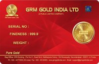 Grm Gold Coin