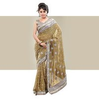 Fashionable Party Wear Sarees