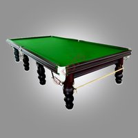Polished Snooker Tables