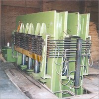 Hydraulic Hot Press Machines 