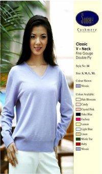 Pashmina Sweater