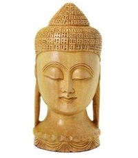 Wooden God Buddha 
