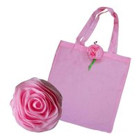 Rose Foldable Shopping Bags