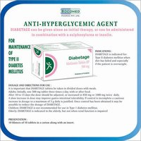 Anti-Hyperglycemic-Agent