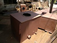 Hydraulic Oil Tank - Iso