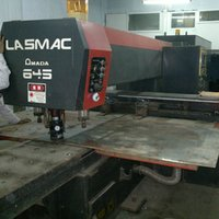 Laser Cutting Machine - Amada