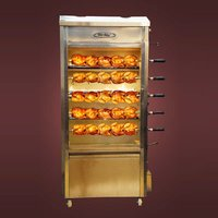 Chicken Griller With 25 Chicken Capacity