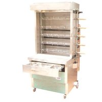 Customized Chicken Griller With 25 Chicken Capacity