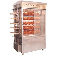 Chicken Griller With 50 Chicken Capacity