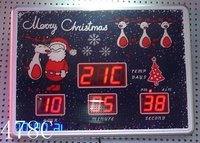 Digital LED Countdown Clocks