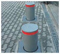 Blocking-Bollards