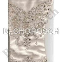 Designer Embroidered Fabrics