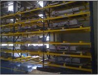 Heavy Duty Tool Racks