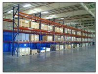 Large Capacity Pallet Racks