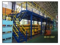 High Capacity Mezzanine Floors