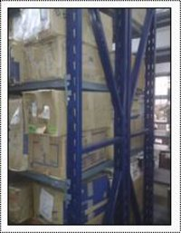 Industrial Carton Box Racks