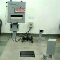 2 Wheelers Roller Test Bench 