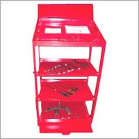 Storage Five Drawer Trolley