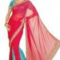 Women Wear Saree