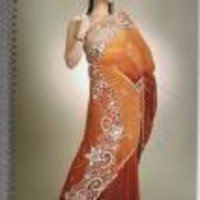 Stylish Ethnic Saree