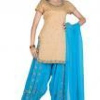 Patial Salwar Suit