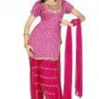 Traditional Patial Salwar Suit