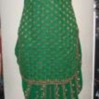 Green Salwar Suits