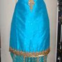 Designer Blue Salwar Suits