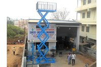 Electro-Hydraulic Scissor Lift