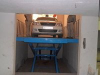 Car Scissors Lift