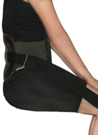 Lumbar Support And Traction Belt