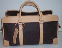 Travel Bag Embossed