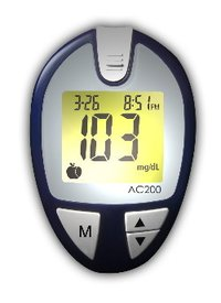 Accu-Chek Active Blood Glucose Monitoring Kit