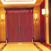Designer Wood Doors