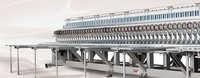 SWF/DM Jumbo 56 Series Embroidery Machine